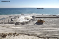 December 13, 2012 - Beach Fill Operations (A36)