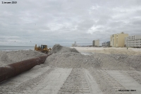 January 2, 2013 - Beach Fill Operations (A43)