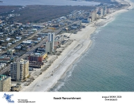 January 4, 2013 - Gulf Shores Renourishment (Aero Photo, Inc.)