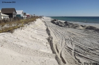 November 25, 2012 - West Beach Gulf Shores dune reconstruction (A20)