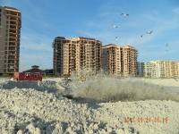 January 24, 2013 - Beach Renourishment at Seachase (A72)